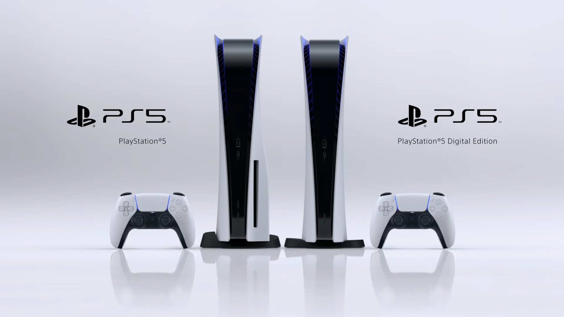 PlayStation 5 £599 Price Placeholders