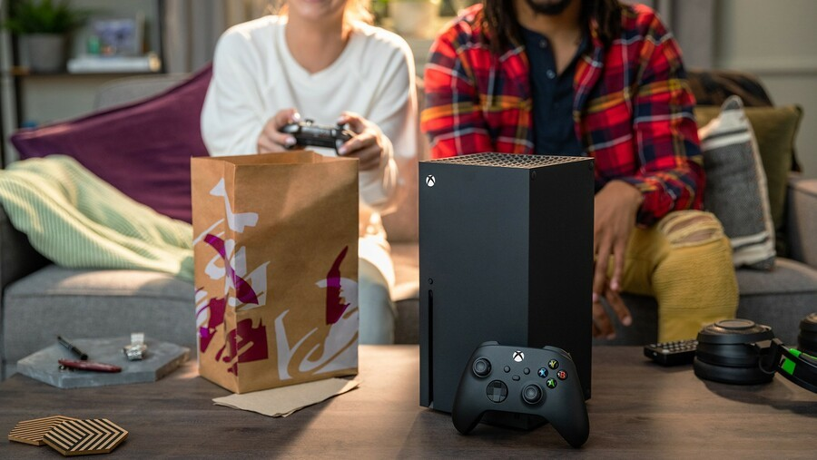Taco Bell Canada Launches Daily Xbox Series X Competition