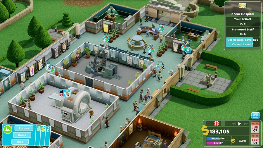 Two Point Hospital: JUMBO Edition Coming To Xbox Consoles This Spring