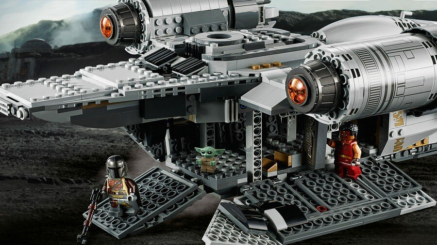 New LEGO Sets To Unlock Characters And Vehicles In LEGO Star Wars: The Skywalker Saga