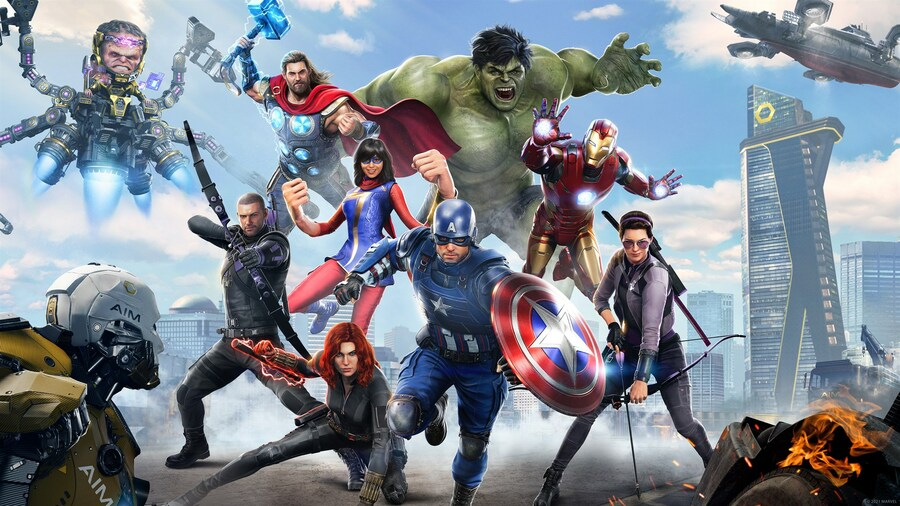 Oops, Marvel's Avengers Latest Patch Is Showing Players' IP Addresses