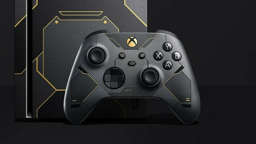 Halo Fans Really Want The Xbox Series X Special Edition Controller To Be Available Seperatly