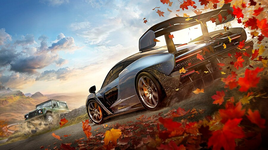 Get A Free Forza Horizon 4 Road Trip Bundle With Xbox Game Pass Ultimate