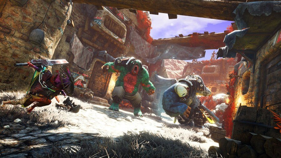 Roundup: Here's What The Critics Are Saying About Biomutant