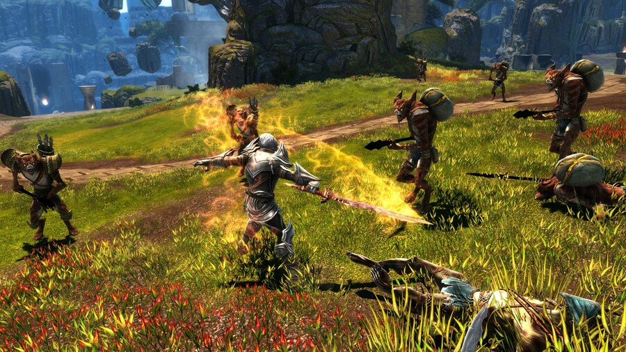 THQ Nordic Apologies For Kingdoms Of Amalur Issues On Xbox One