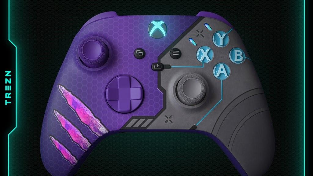 Increíble de mando de Halo