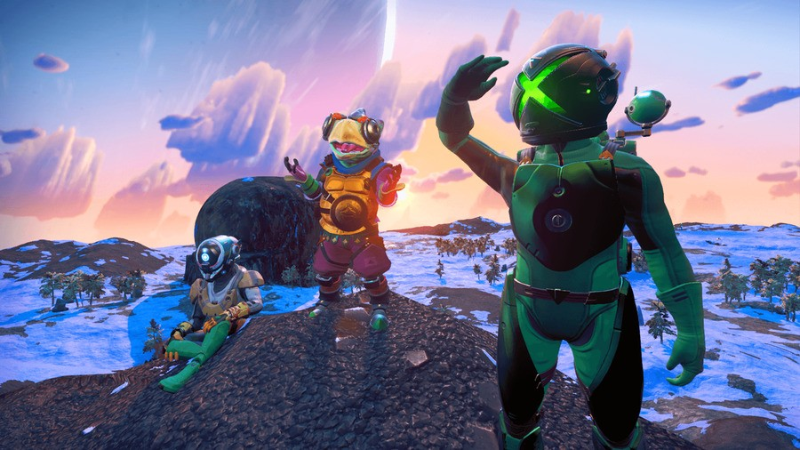 It's Official, No Man's Sky Hits Xbox Game Pass Tomorrow