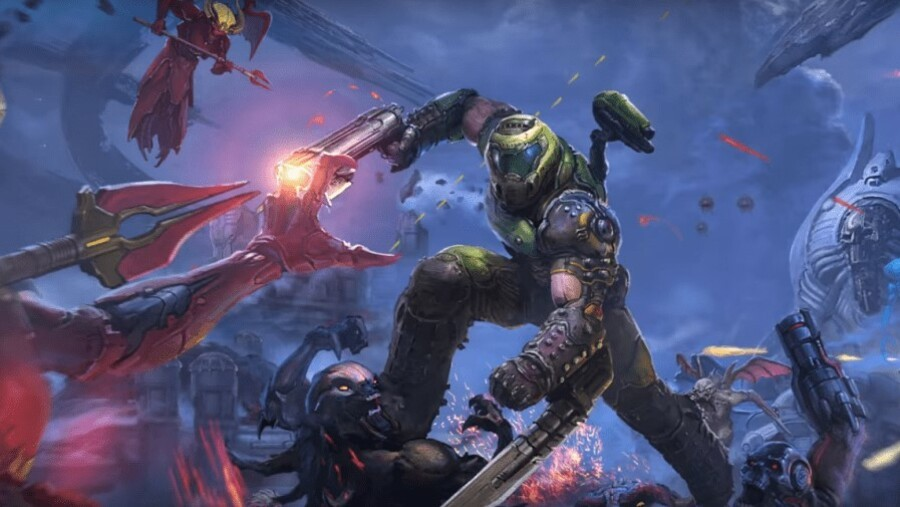 Doom Eternal's First Major Expansion Will Be Available Standalone