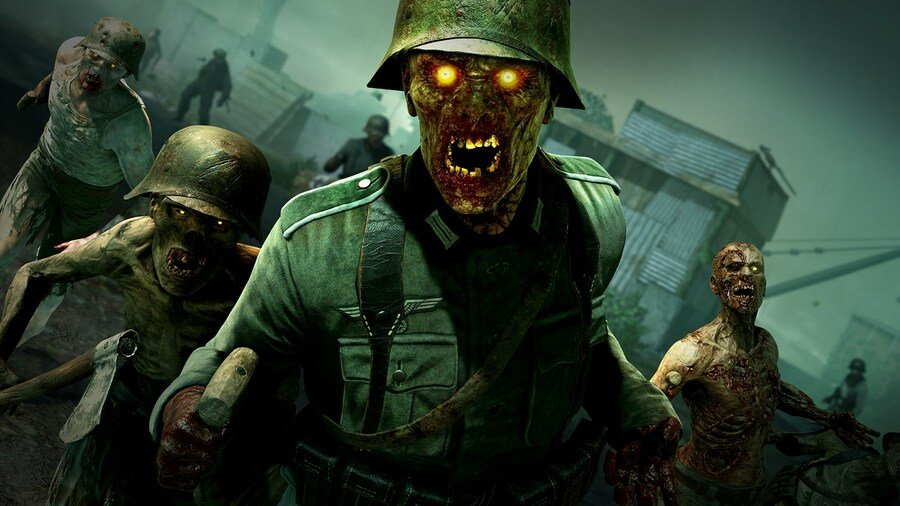 Zombie Army 4 Dead War Free Xbox Series X Upgrade