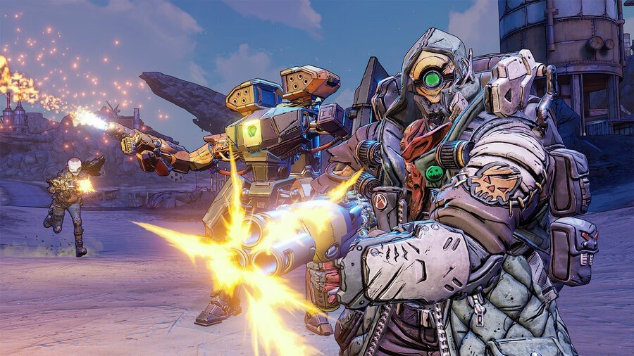 Borderlands 3 Joins The Day One Launch Lineup For Xbox Series X S