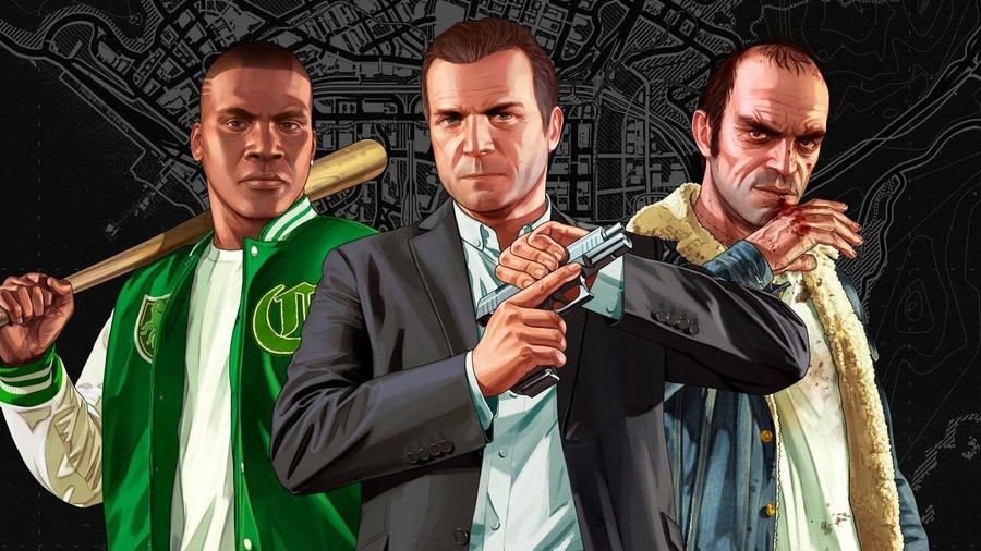 Pick One: Which Is Your Favourite Xbox Grand Theft Auto Game?