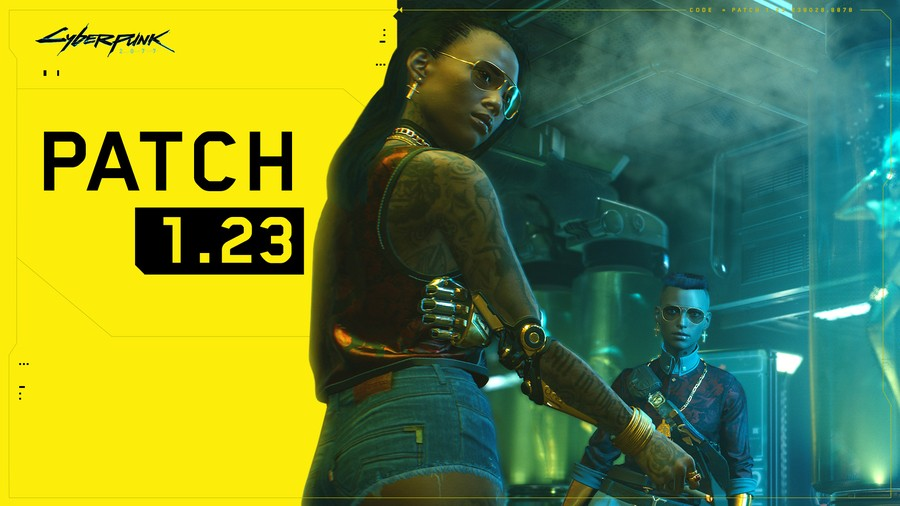 CDPR Releases Patch 1.23 For Cyberpunk 2077, Here's Everything Included