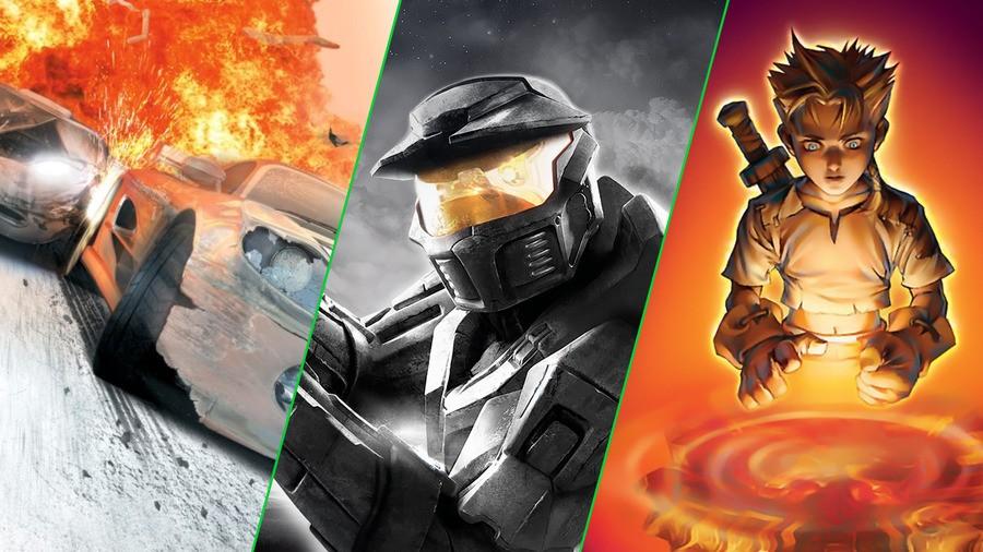 The Best Original Xbox Games
