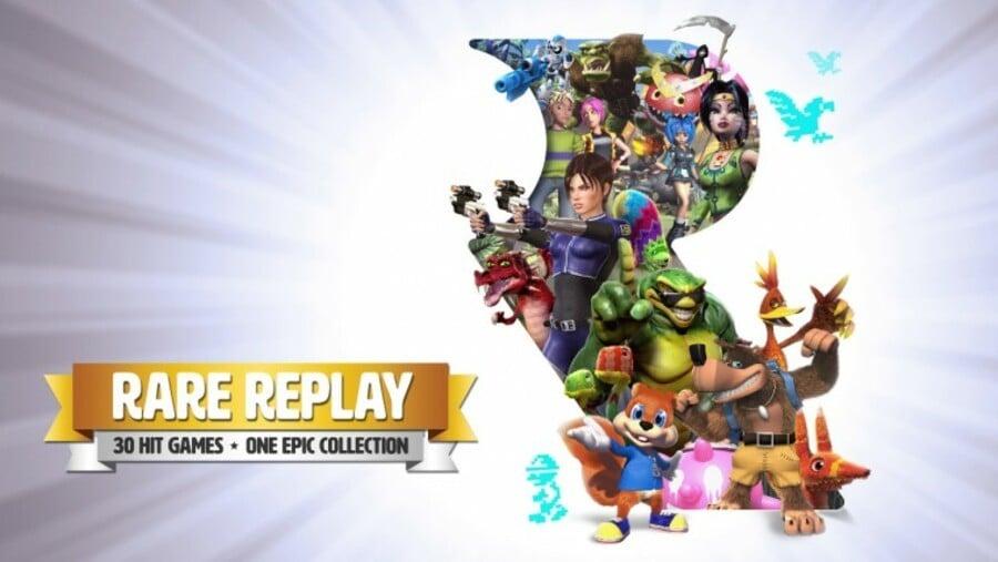 Rare Replay E3 2015 760 X428