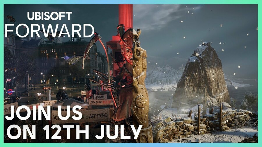 Reminder: How To Watch Ubisoft Forward 2020 Later Today