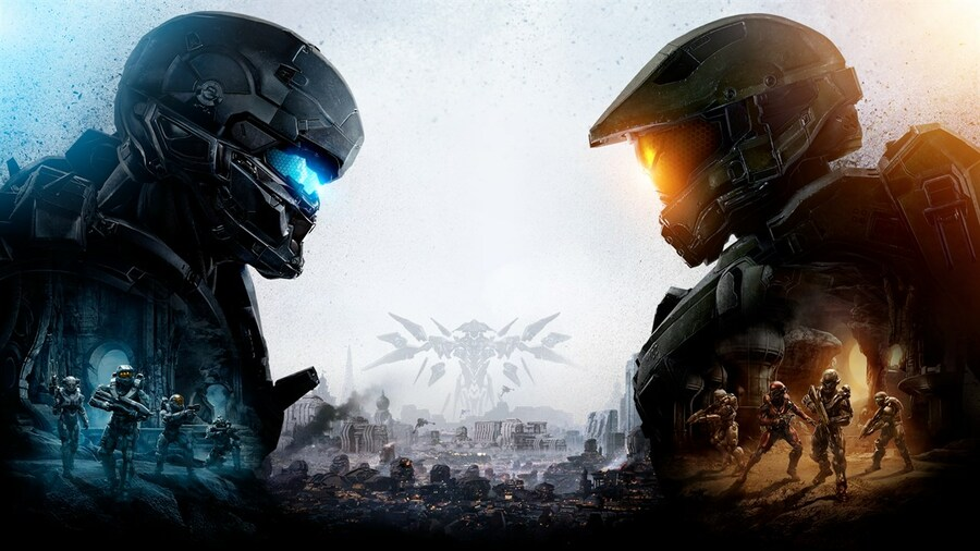 Get A Free Copy Of Halo 5: Guardians With Monster Energy
