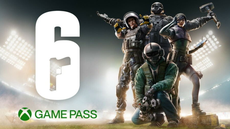 Tom Clancy's Rainbow Six Siege Heads To Xbox Game Pass This Week