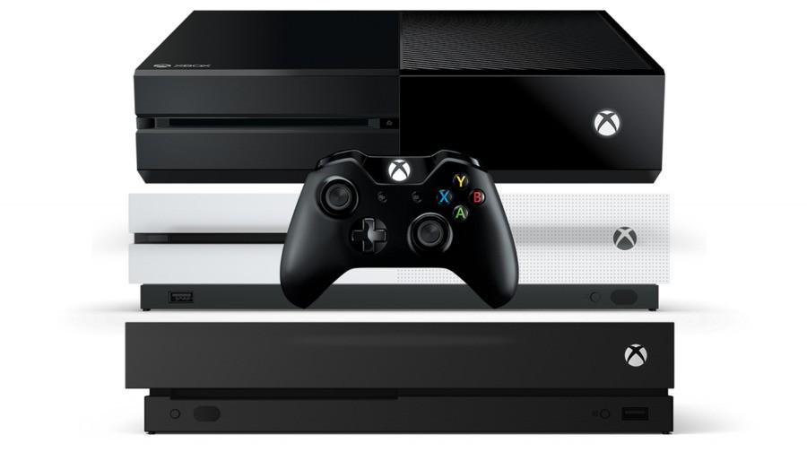 Xbox One variants