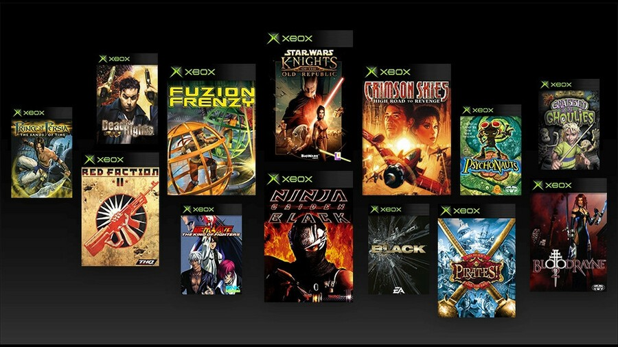 Microsoft Hints At Potential For More Xbox And Xbox 360 Backwards Compatible Games