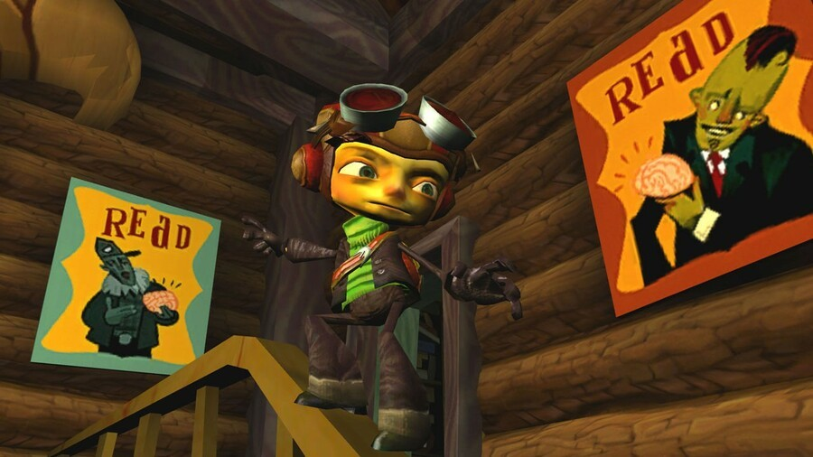 Psychonauts Was Temporarily Free On Xbox Earlier Today