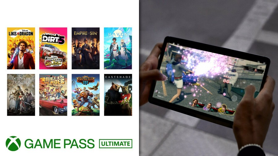 Eight More Games Are Getting Touch Controls For Xbox Cloud Gaming
