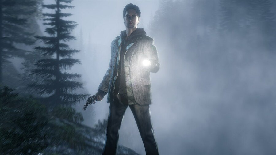 Alan Wake Has Been Added To Xbox Game Pass