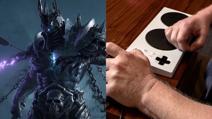 World of Warcraft: Shadowlands Is Adding Support For The Xbox Adaptive Controller