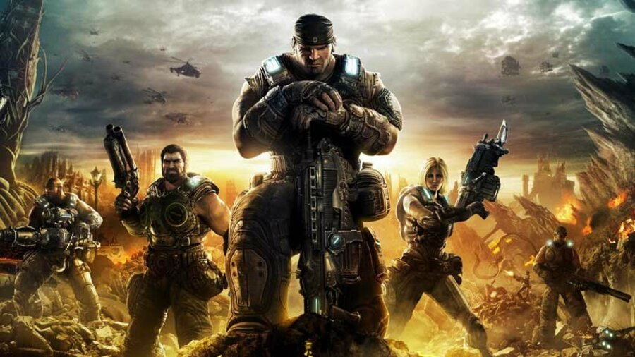 Pick One: Which Is Your Favourite Gears Of War Game?