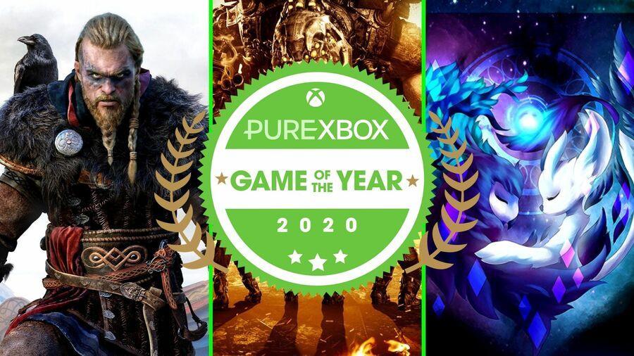 Feature: Pure Xbox Game of the Year 2020