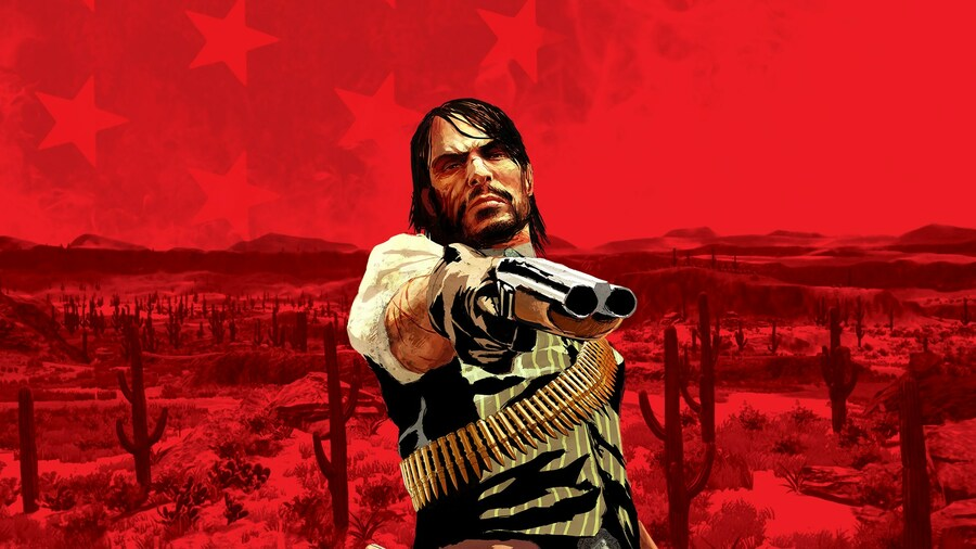 Red Dead Redemption Celebrates Its 10th Anniversary Today