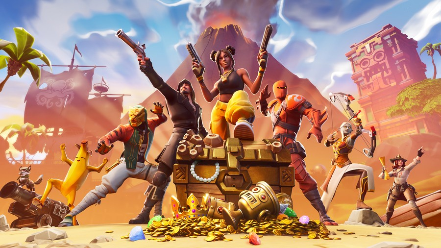 Epic Doesn't Want To Put Fortnite On Xbox Cloud Gaming