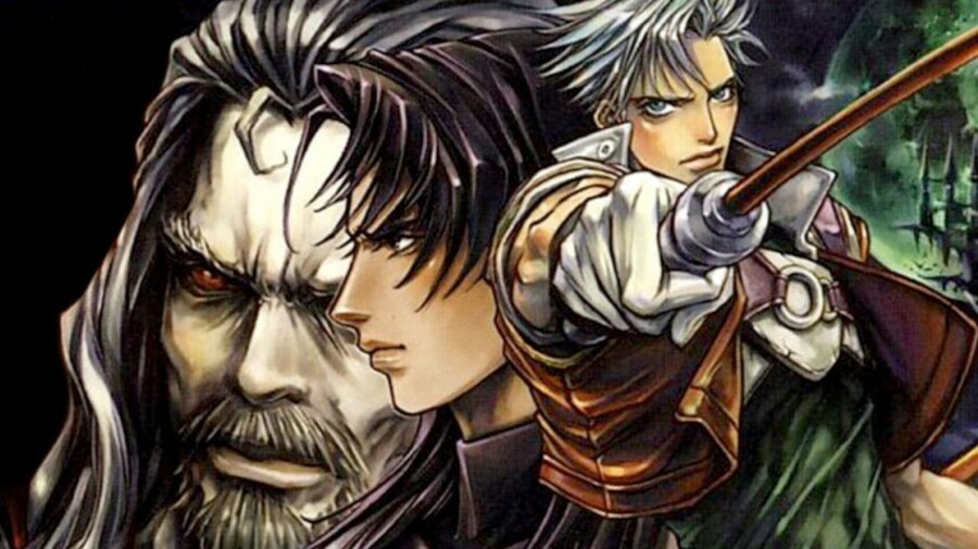 Castlevania Advance Collection Has Been Rated For Xbox