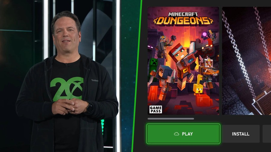 Xbox Cloud Gaming Phil Spencer