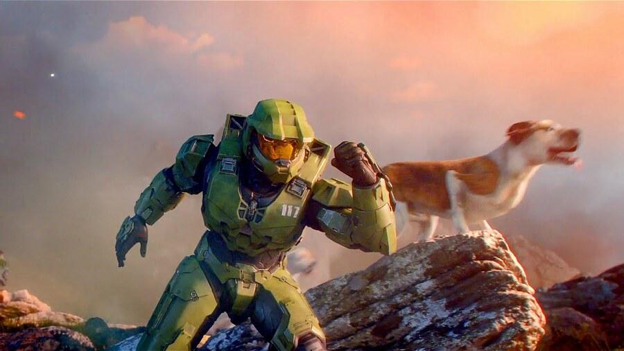 Halo Composer Shares TikTok With His Dog Playing Series Theme
