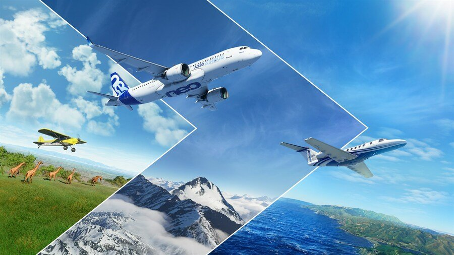 Microsoft Flight Simulator Receives Surprise PEGI Rating For Xbox One
