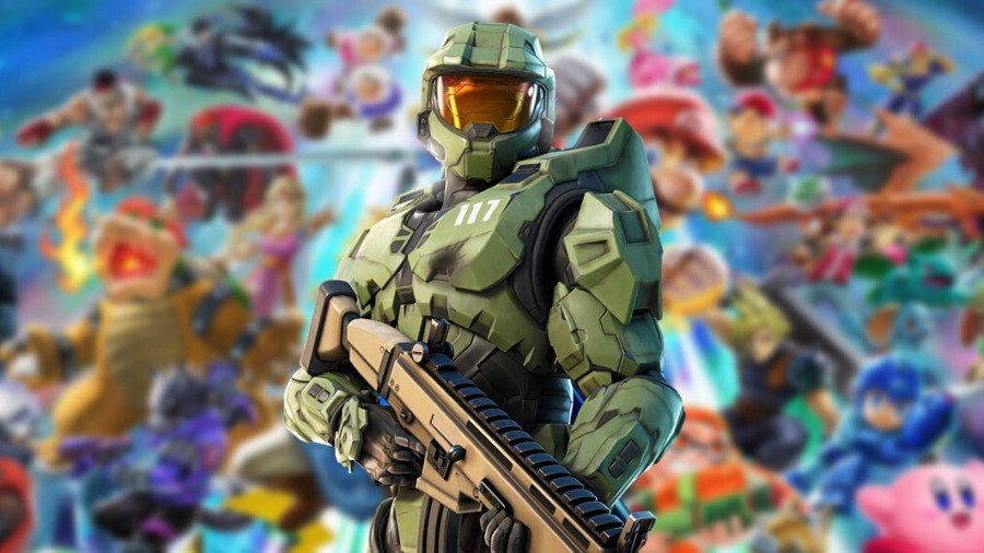 Halo Dev Says It Would Be 'Amazing' To Bring Master Chief To Nintendo's Super Smash Bros
