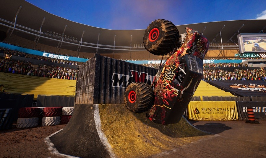 Monster Truck Championship Accelerates Onto Xbox Series X Next Month