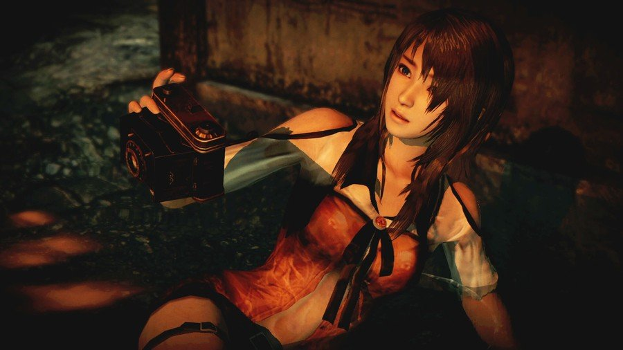 Fatal Frame: Maiden Of Black Water Will Include A Free Xbox Series X And Series S Upgrade