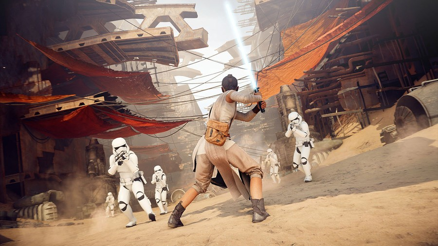 DICE Producer Comments On Petition To Bring Back Paid Support For Star Wars Battlefront II