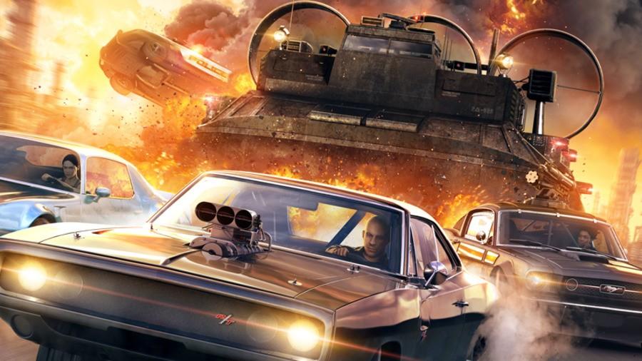 Fast & Furious Crossroads (Aug 7)