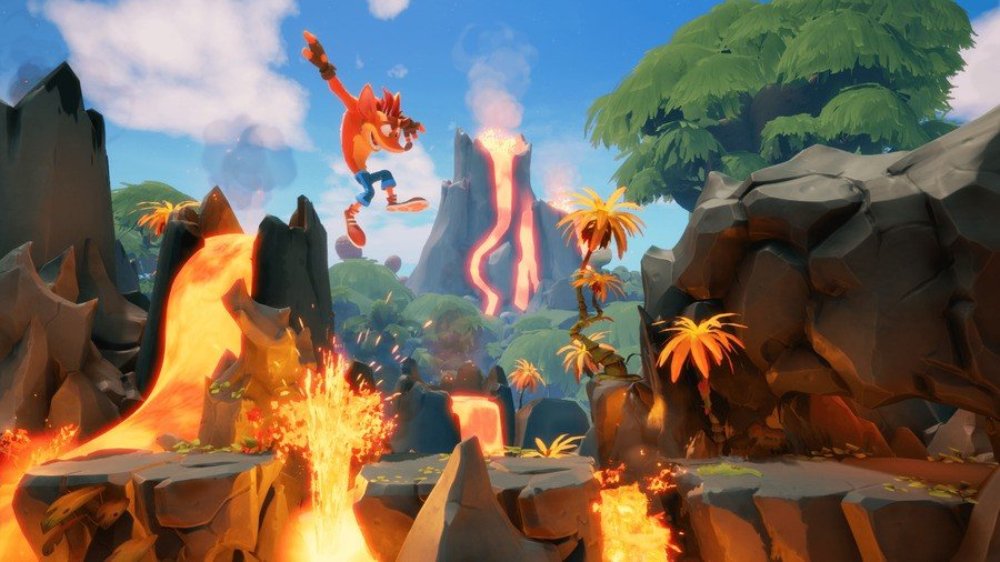 Crash Bandicoot 4 Will Feature 'Modern' And 'Retro' Gameplay Options