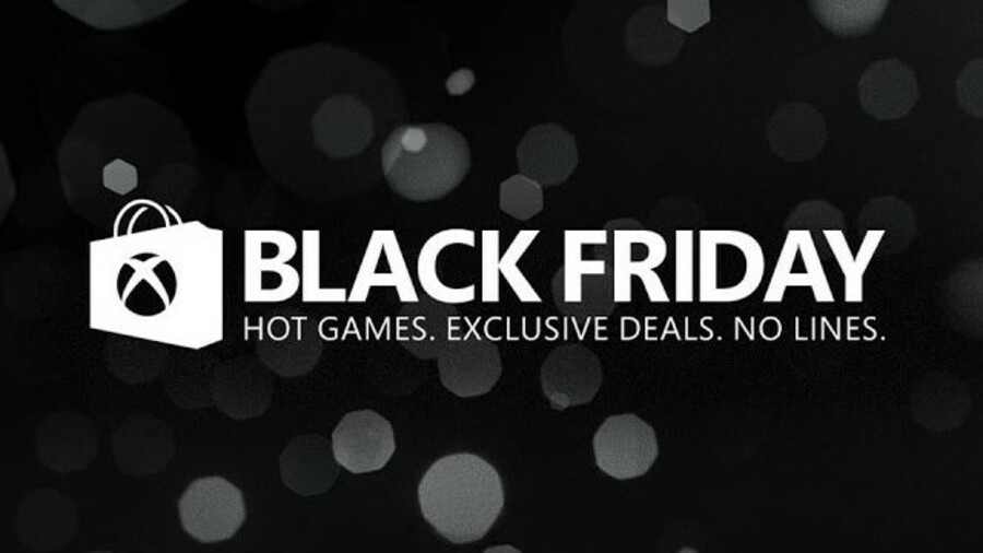 Xbox Black Friday Sale Now Live, 500+ Games Discounted