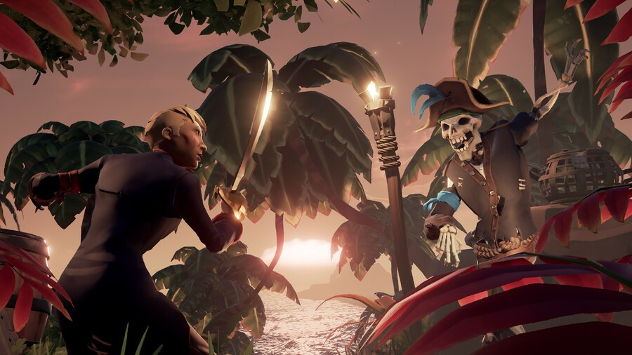 Rare Unveils 'Key Optimisations' For Sea of Thieves On Xbox Series X|S