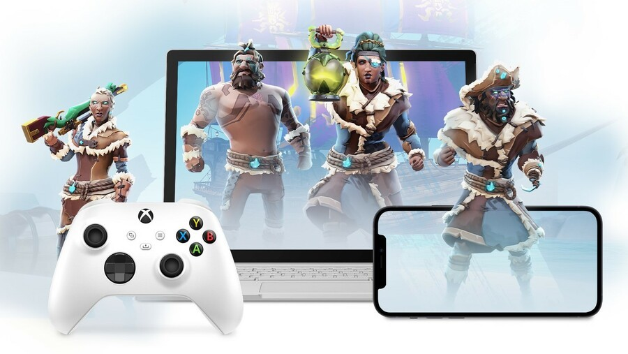 Rumour: Xbox Has Something To Reveal About Cloud Gaming This Week