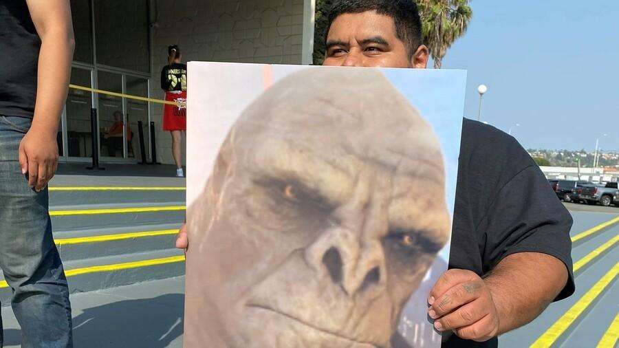 Random: Halo Infinite's 'Craig The Brute' Meme Shows Up At WWE Raw