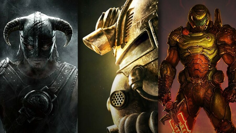 Xbox Has Confirmed Some New Bethesda Titles Will Be Exclusives