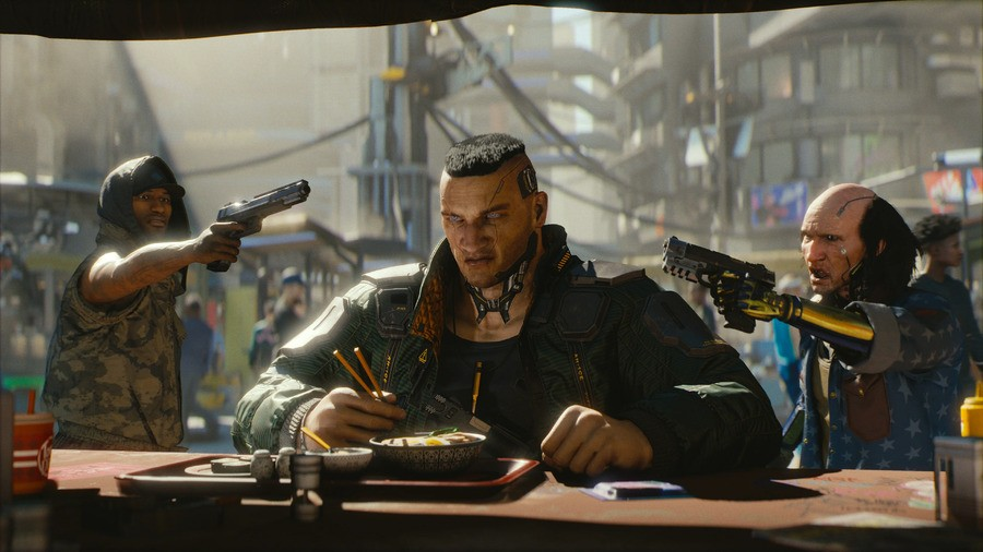 CD Projekt Is Facing Another Cyberpunk 2077 Class Action Lawsuit