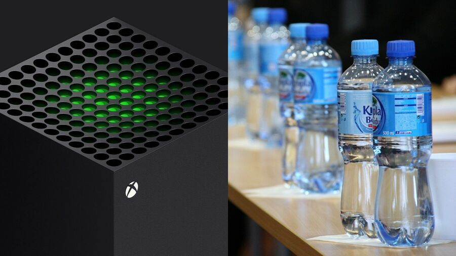 Amazon Customer Reportedly Receives 12 Pack Of Water Instead Of Xbox Series X