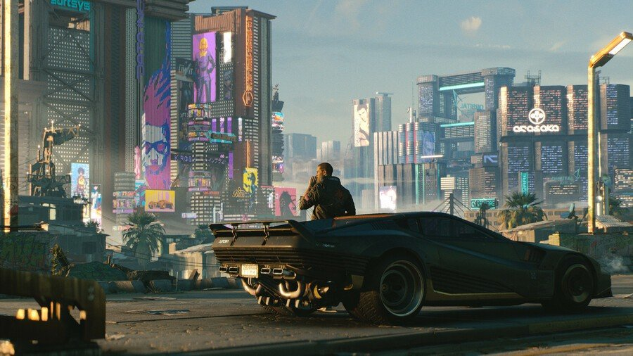 CD Projekt Red's Profits Have Dropped Drastically Following Cyberpunk 2077
