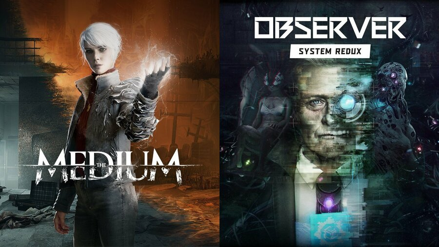 The Medium And Observer: System Redux Are Getting Physical Releases